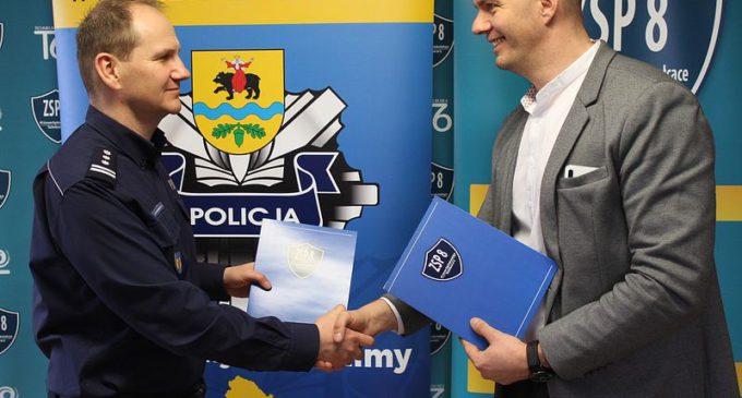 W Tomaszowie powstanie klasa o profilu policyjnym
