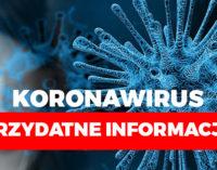 KORONAWIRUS. Przydatne informacje dla mieszkańców Tomaszowa