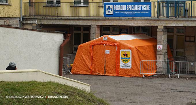 Dwa kolejne przypadki koronawirusa w powiecie tomaszowskim