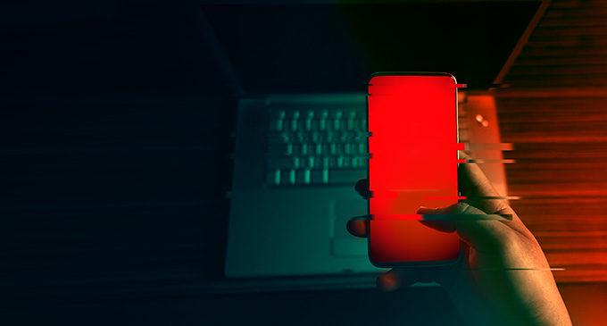 """Oszustwa metodą na """"blik"""" – nie podawaj obcym swoich danych dostępowych do profilu społecznościowego!"""
