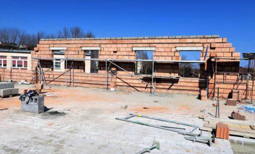 Trwają prace przy budowie nowego żłobka (FOTO)