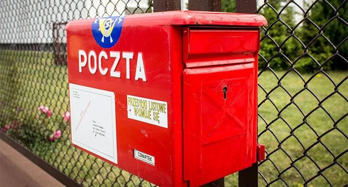 Stanowisko prezydenta w sprawie przekazania danych Poczcie Polskiej