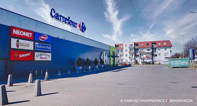 Carrefour w Tomaszowie Mazowieckim na bieżąco wspiera Tomaszowskie Centrum Zdrowia