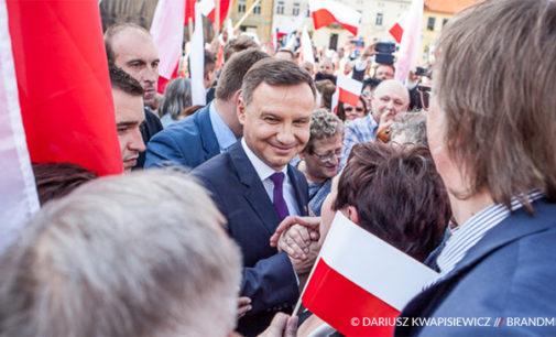 Andrzej Duda przyjedzie do Tomaszowa