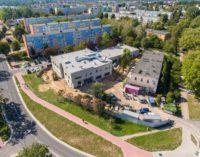 Trwa budowa żłobka miejskiego (FOTO)