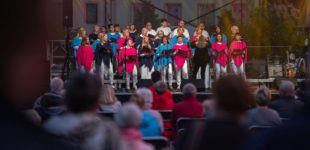 Energetyczny koncert gospel na placu Kościuszki (FOTO)