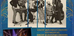 Miejski Dzień Seniora. Wystąpi Warszawska Orkiestra Sentymentalna oraz Młodzieżowa Orkiestra Symfoniczna Tomaszowa Mazowieckiego.