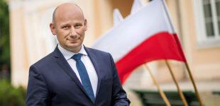 U prezydenta Marcina Witko potwierdzono zakażenie COVID-19
