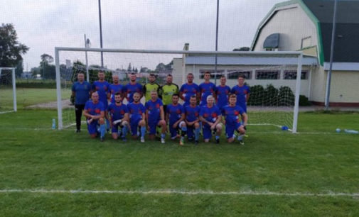 3 punkty seniorów Pilicy Tomaszów Mazowiecki                       w doliczonym czasie gry