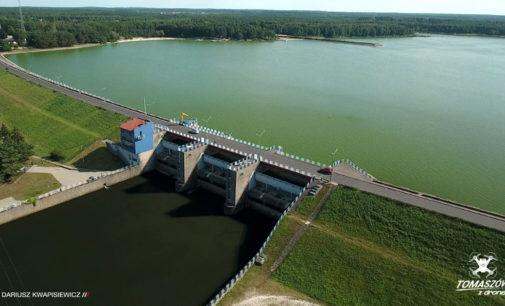 74 mln zł na poprawę jakości wody w Pilicy i Zalewie Sulejowskim