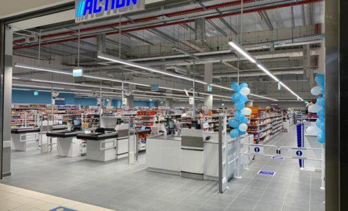 Pierwszy sklep Action w Tomaszowie Mazowieckim