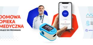 Domowa Opieka Medyczna (DOM) dla chorych na COVID 19