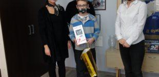 Uczeń SP12 laureatem Międzynarodowego Konkursu Programistycznego