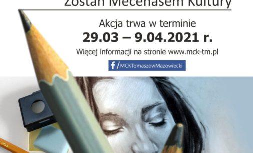 """""""Zostań mecenasem kultury – Portret za ołówek"""""""