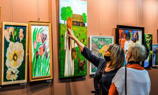 Świat widziany oczami kobiet ‒ wystawa malarstwa w MCK