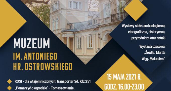 """15 maja """"Noc Muzeów 2021"""""""