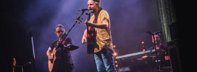 Paweł Domagała z zespołem wystąpił w Arenie Lodowej (FOTO)