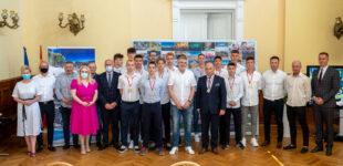 Prezydent pogratulował młodym Mistrzom Polski w piłce siatkowej (FOTO)