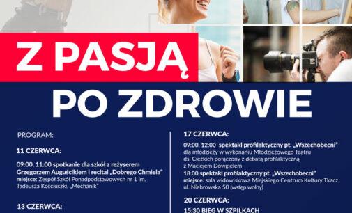 Koncert zespołu Muniek i Przyjaciele, warsztaty i spektakl profilaktyczny. Startuje Tomaszowskie Forum Trzeźwości.