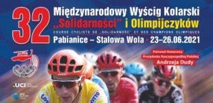 """Kolarze wyścigu """"Solidarności"""" i Olimpijczyków przejadą ulicami Tomaszowa"""
