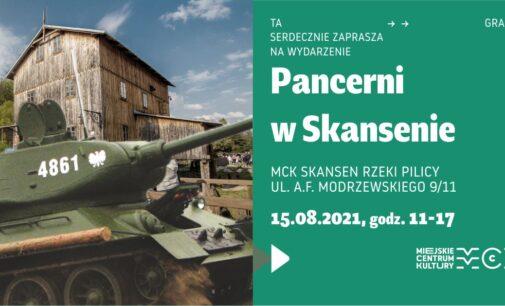 """Pancerni w Skansenie"""
