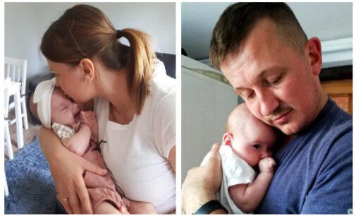 Rodzice proszą o pomoc dla maleńkiej Zosi z Tomaszowa!