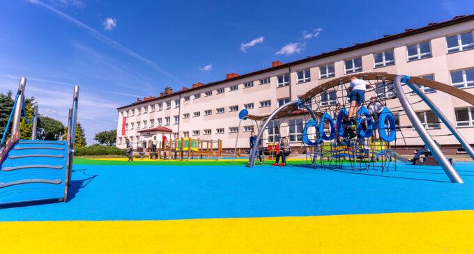 Dzieci z gminy Czerniewice rozpoczęły naukę w wyremontowanej szkole (FOTO)
