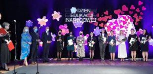Dzień Edukacji Narodowej. Nagrodzono wyróżniających się nauczycieli i dyrektorów szkół