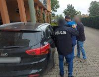 Sprawca śmiertelnego potrącenia na ul Warszawskiej zatrzymany. Miał dożywotni zakaz prowadzenia pojazdów