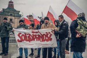 35 rocznica stanu wojennego Tomaszow Maz 198