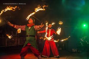 Jarmark Bozonarodzeniowy Teatr Ognia 17 grudnia 2016 055