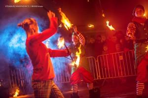 Jarmark Bozonarodzeniowy Teatr Ognia 17 grudnia 2016 141