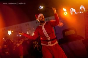 Jarmark Bozonarodzeniowy Teatr Ognia 17 grudnia 2016 151