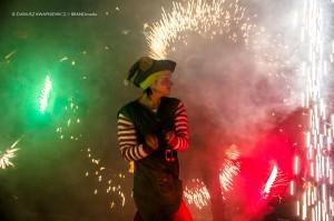 Jarmark Bozonarodzeniowy Teatr Ognia 17 grudnia 2016 278