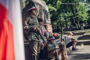 73 rocznica Powstania Warszawskiego 127