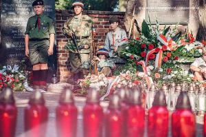 73 rocznica Powstania Warszawskiego 351