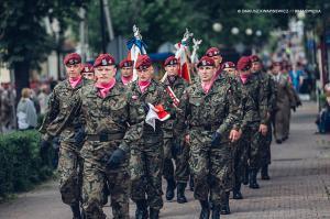 Swieto 25 brygady Antoni Macierewicz 036
