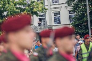 Swieto 25 brygady Antoni Macierewicz 198