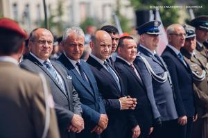 Swieto 25 brygady Antoni Macierewicz 228