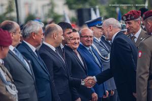 Swieto 25 brygady Antoni Macierewicz 328