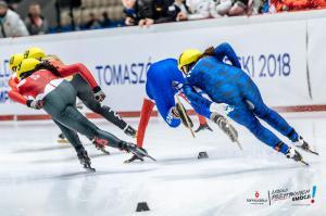 Mistrzostwa Short Track Arena Lodowa marzec 2018 007