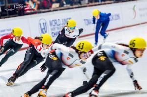 Mistrzostwa Short Track Arena Lodowa marzec 2018 008