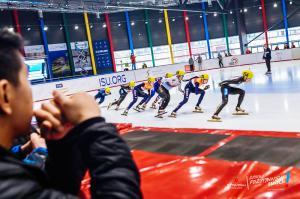 Mistrzostwa Short Track Arena Lodowa marzec 2018 015