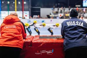 Mistrzostwa Short Track Arena Lodowa marzec 2018 016