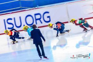 Mistrzostwa Short Track Arena Lodowa marzec 2018 018