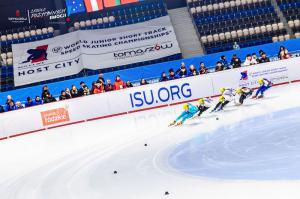 Mistrzostwa Short Track Arena Lodowa marzec 2018 022
