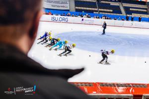 Mistrzostwa Short Track Arena Lodowa marzec 2018 024