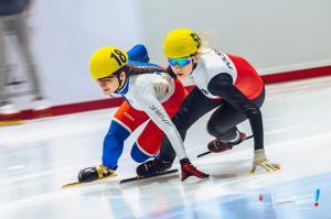 Mistrzostwa Short Track Arena Lodowa marzec 2018 027