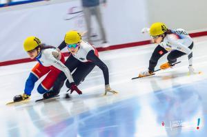 Mistrzostwa Short Track Arena Lodowa marzec 2018 028