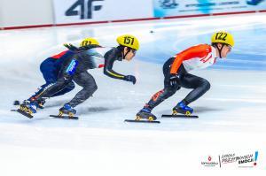 Mistrzostwa Short Track Arena Lodowa marzec 2018 034